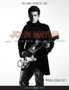 Sunny 103.7 John Mayer