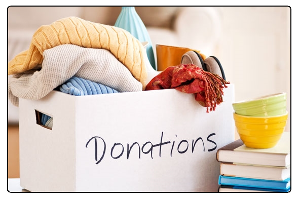 Spring Cleaning to Help Local Students