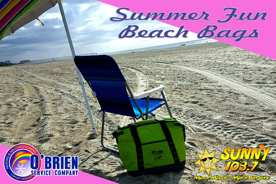 Summer Fun Beach Bags