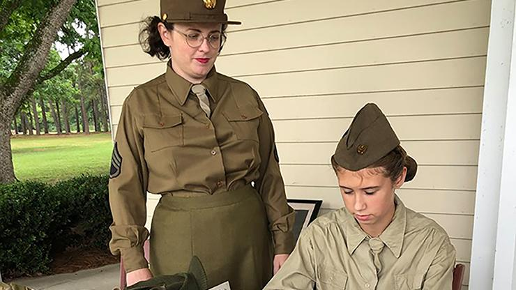 Fort Fisher to hold WWII program highlighting women