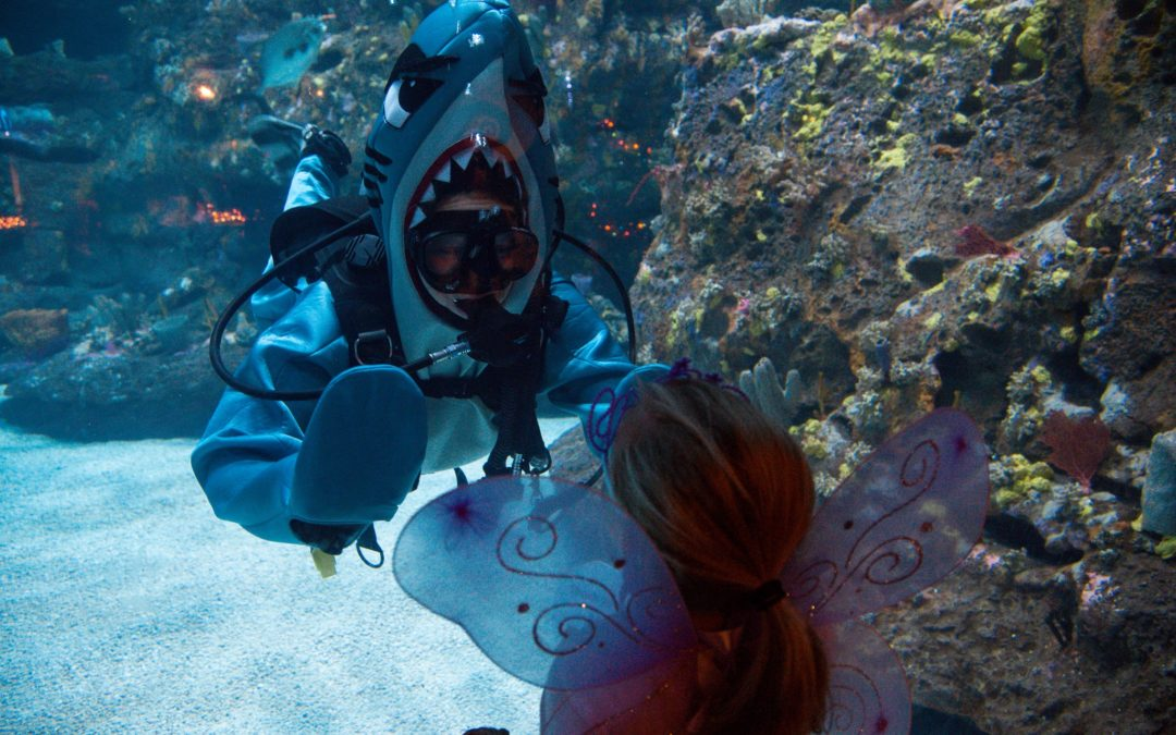 Trick or Treat Under the Sea